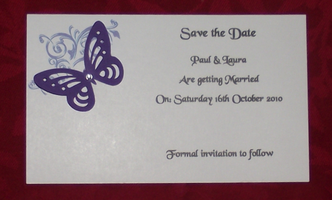 create save the date cards