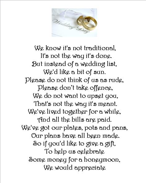 marriage poems for weddings